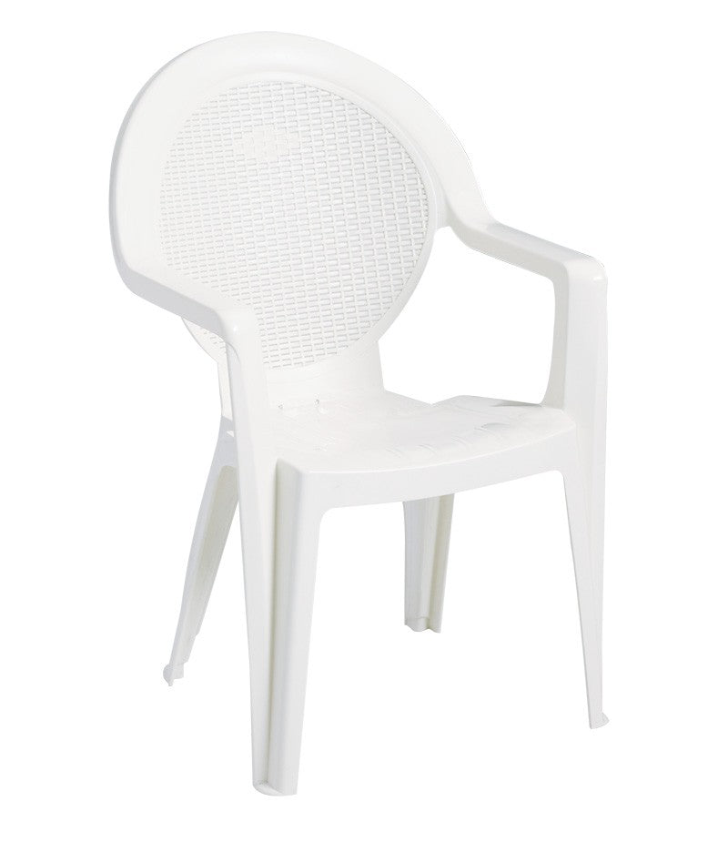Trinidad Stacking Outdoor Armchair