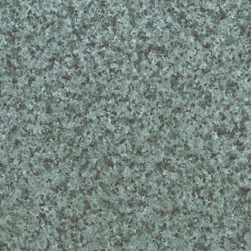 Grosfillex Molded Melamine Granite Green Table Top