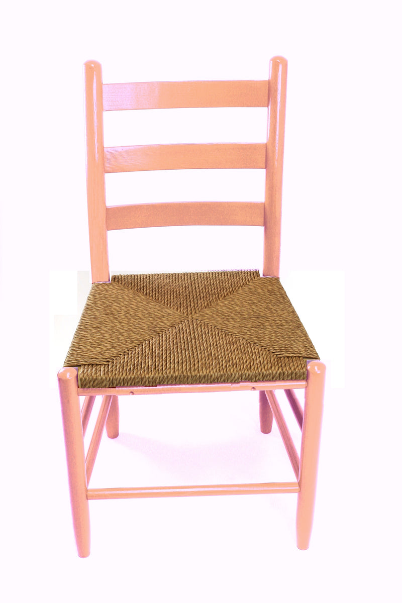Coastal Peach Boone chair
