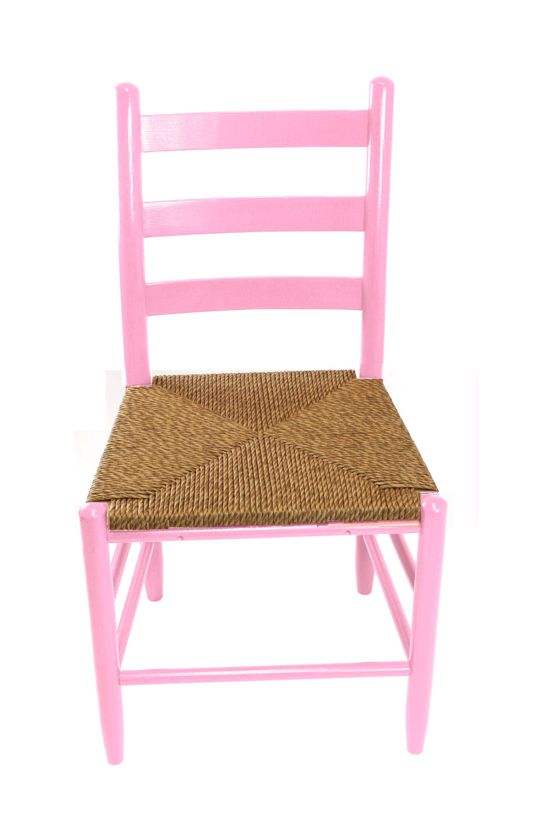 Coastal Pink Boone chair