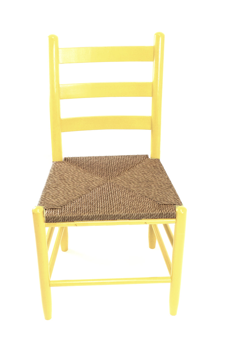 Coastal Yellow Boone chair