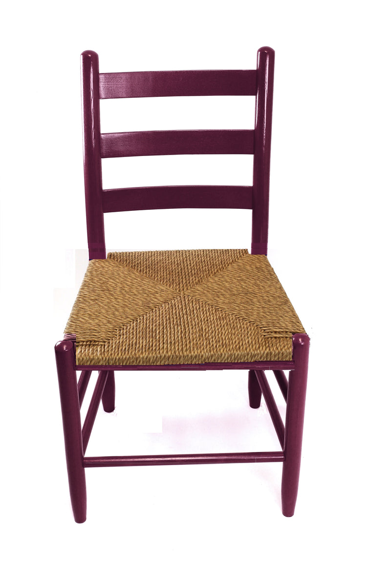 Cranberry Boone chair