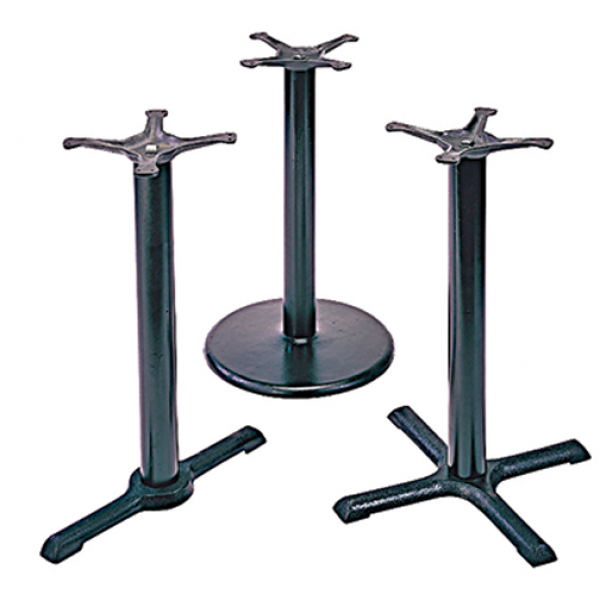 B series - Cast Iron Table Bases - Quick Ship
