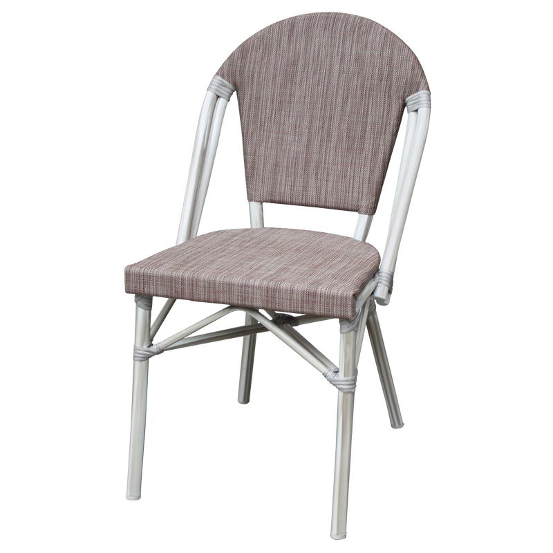 Textylene Bamboo Look Side Chair