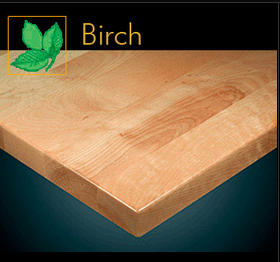2800 Series Classic Birch Plank Table Top