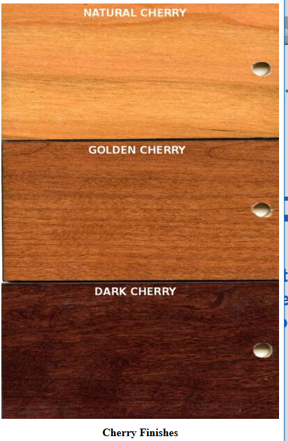 3250 Series Cherry Veneer Table Top