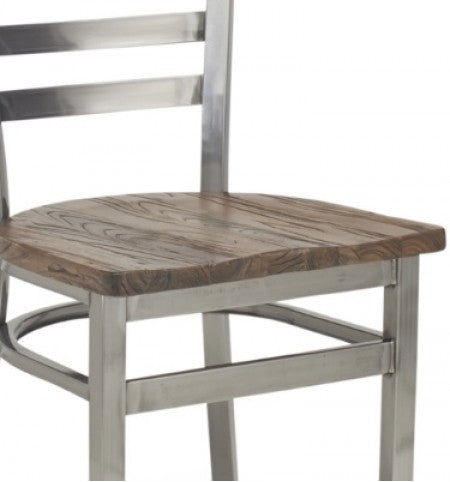 Wyndham Side Chair w/ Slat Back, GA535
