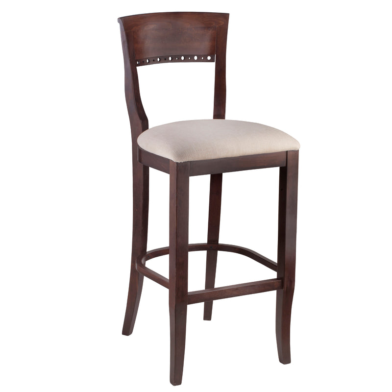 Beidermeir Wooden Barstool