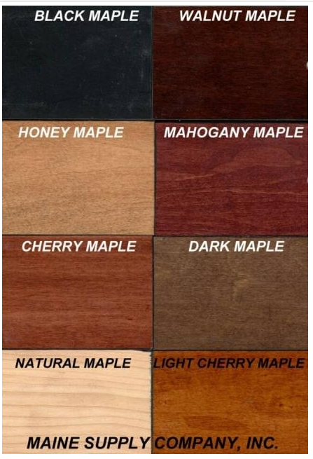 3422 Series Maple Veneer Table Top