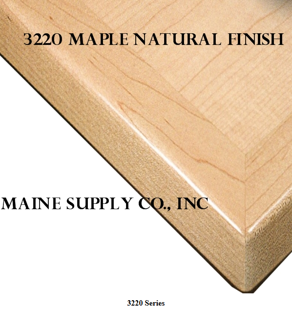 3220 Series Maple Veneer Table Top