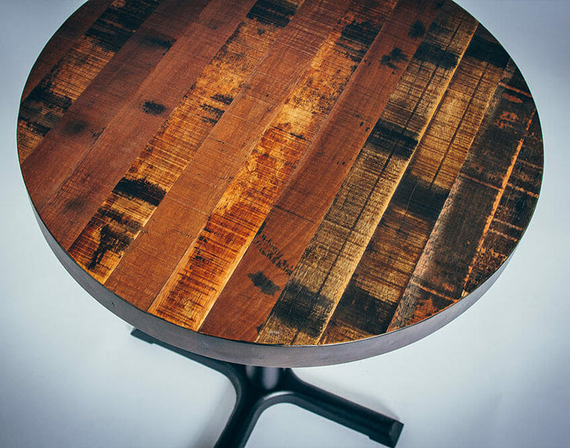 FSC® Certified Jakarta Rustic Reclaimed Table Top