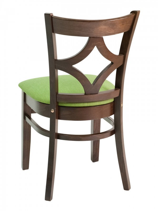 Beechwood Diamond Back Chair, FLSCON02S