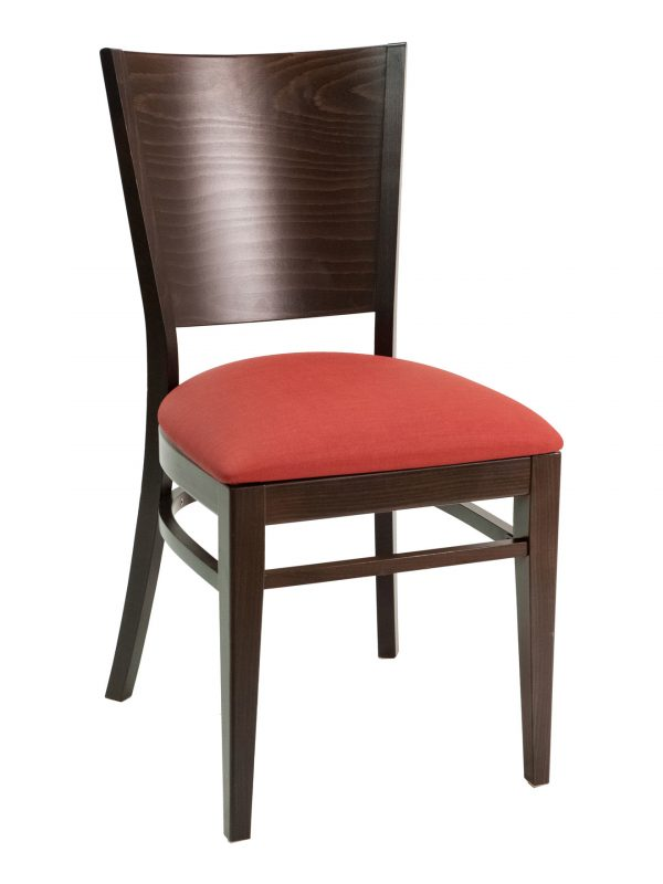 Beachwood Solid Back Chair, FLSCON11S