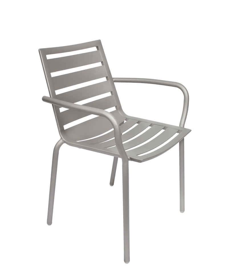 South Beach Outdoor Stacking  Armchair, DV350TS