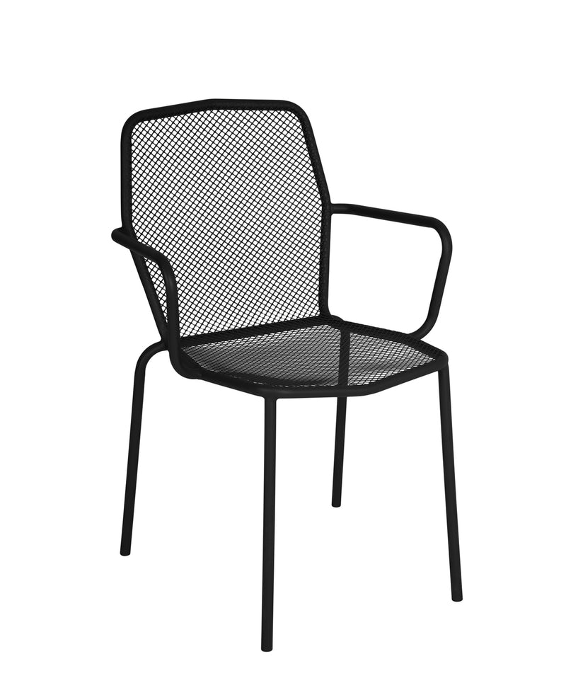 Avalon Stacking Outdoor Armchair, DV354BL