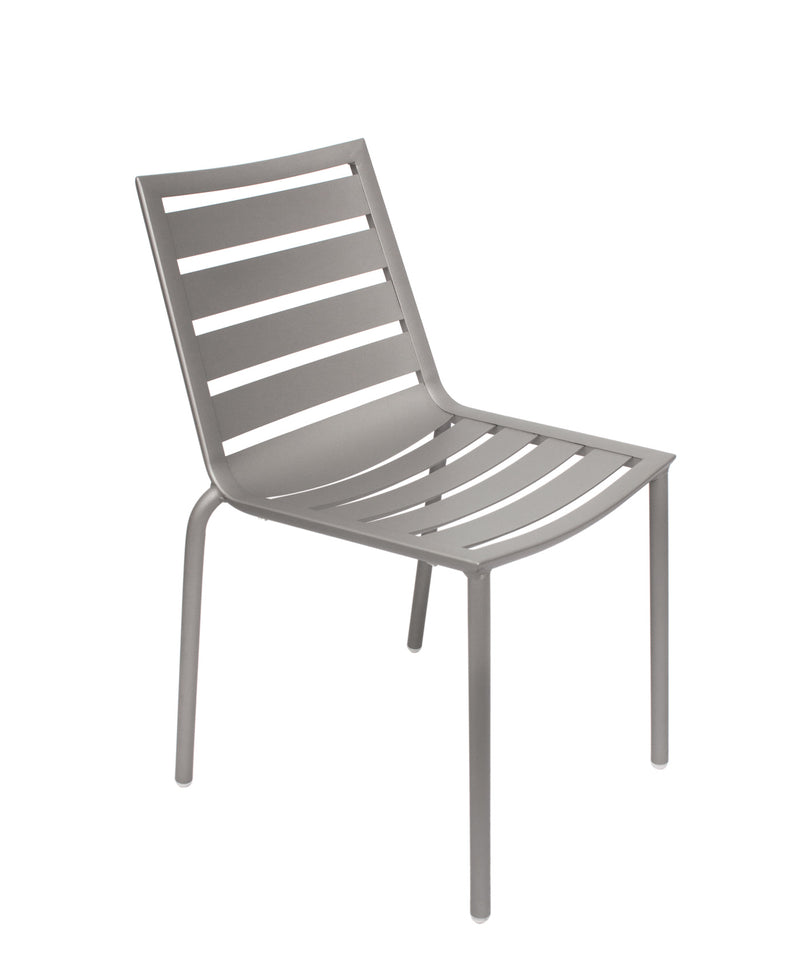 South Beach Outdoor Stacking Side Chair, DV450TS