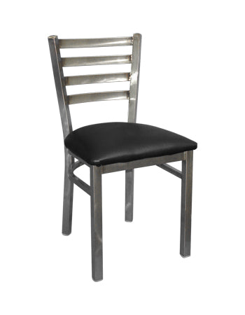 Ladder Back Finish Metal Chair, ERF-135