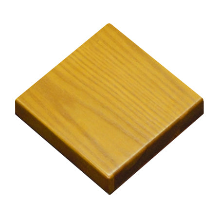 Veneer tbale top in cherry finish