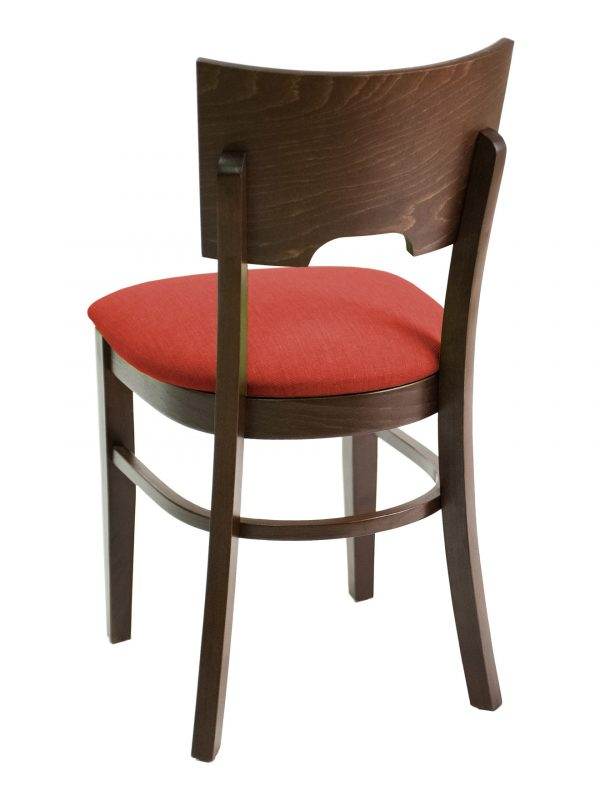Beechwood Classic Solid Back Chair, FLS11S
