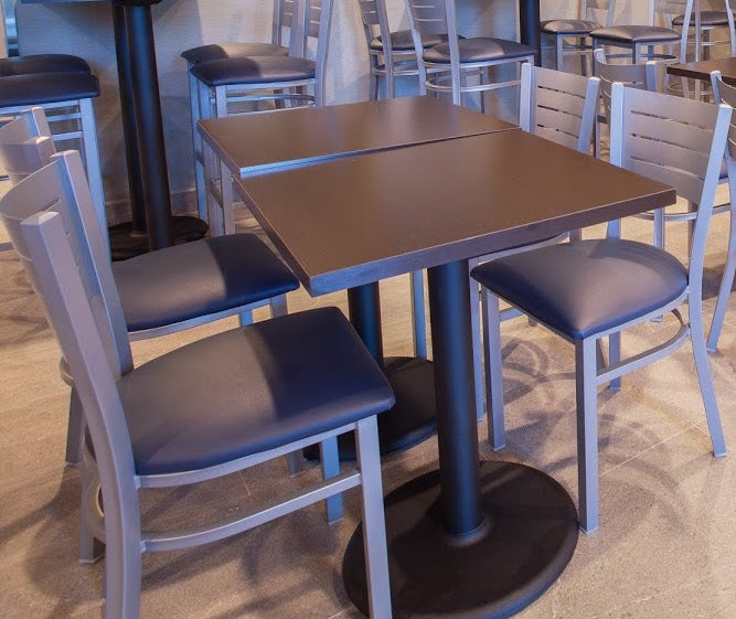 "Self Edge 1.75"" Laminate Standard Restaurant Quality Table Tops 5200 Series"