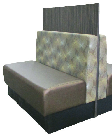 Loras Laminate Privacy Panel Booth