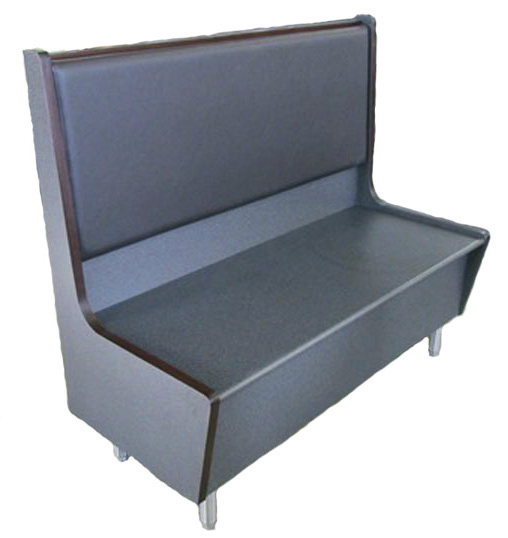 Morningside Laminate Seat and Panels Booth