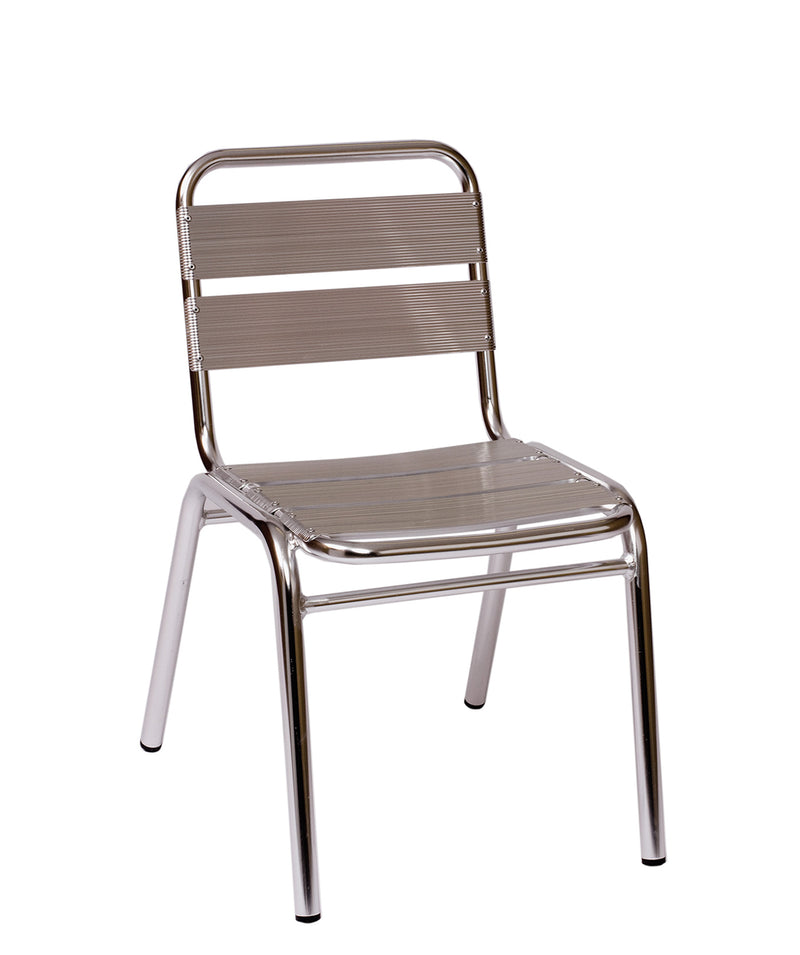 Parma Outdoor Stacking Side Chair, MS0025