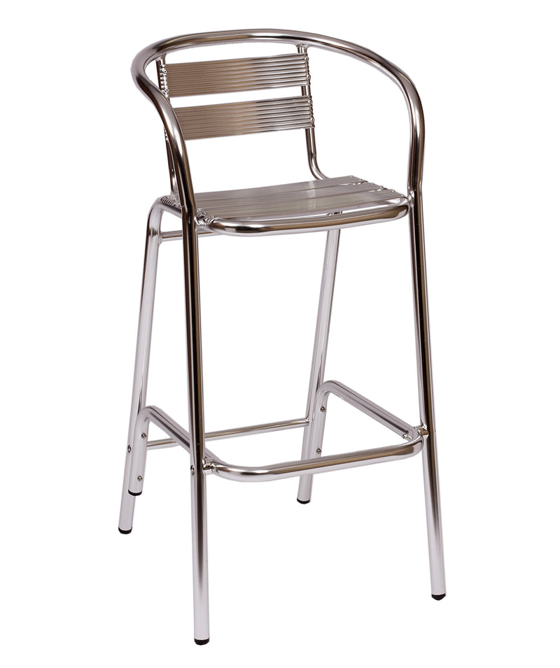 Parma Outdoor Arm Barstool, MS0063