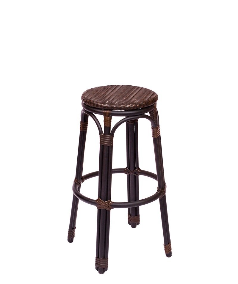 Marina Outdoor Backless Barstool, MS10B