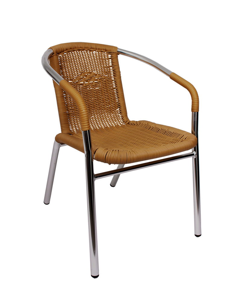 Madrid Outdoor Stacking Armchair, MS21C
