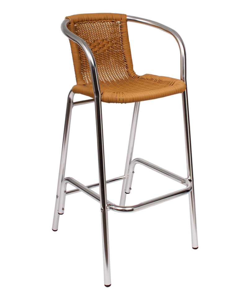 Madrid Outdoor Arm Barstool, MS51B