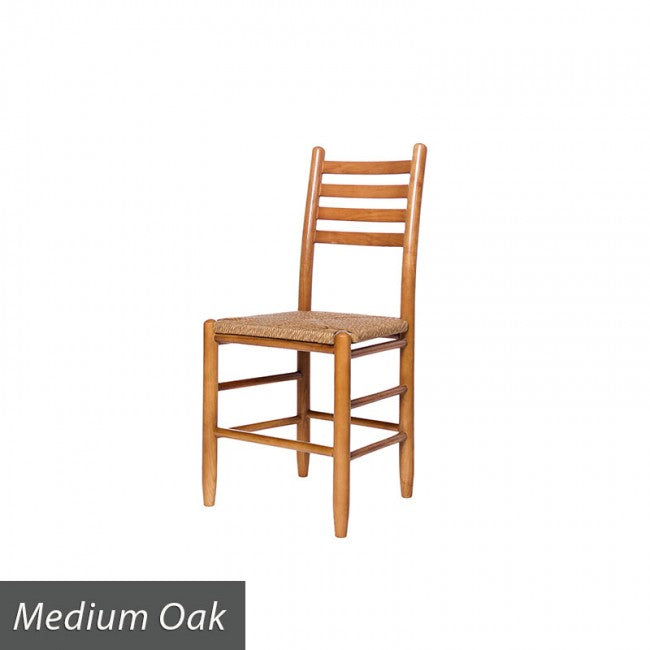 Carolina Chair with Woven Seat