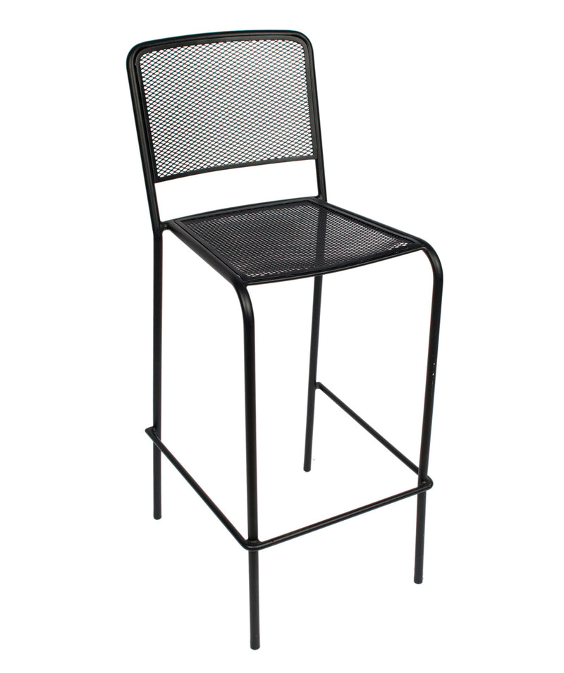 Chesapeake Stacking Outdoor Barstool, SU1300BBL