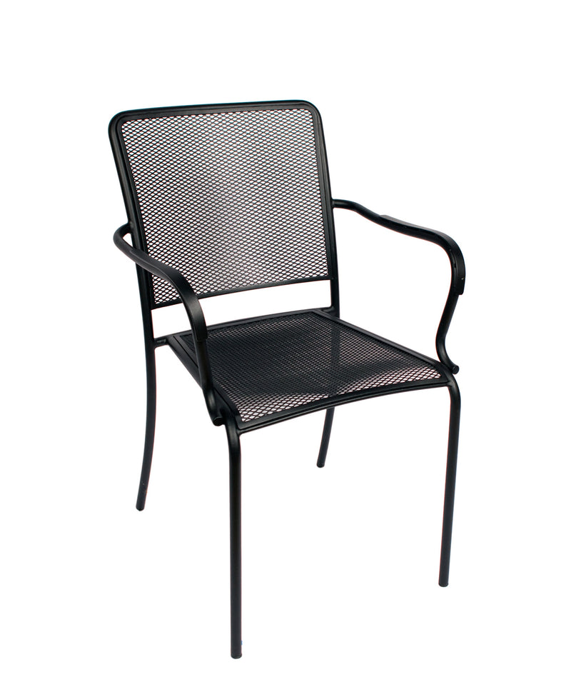 Chesapeake Stacking Outdoor Armchair, SU1301CBL