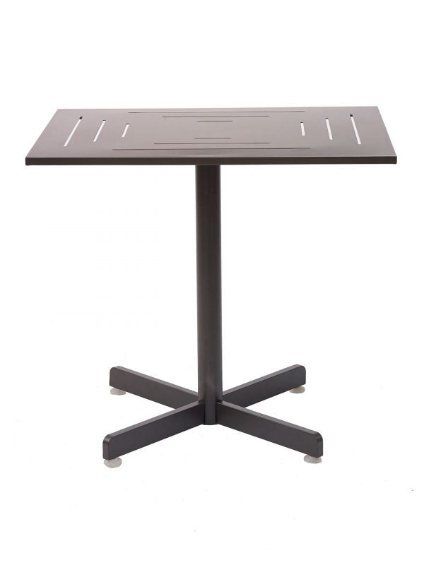 Powder Coated Aluminum Rectangle Outdoor Table Top, FLSTALCTP