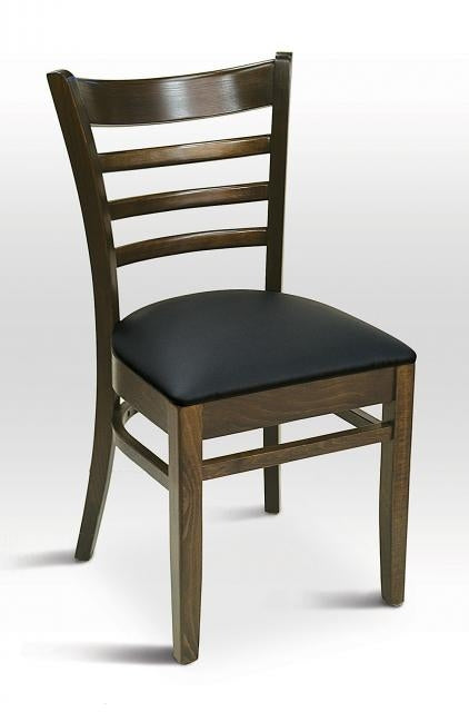 Beechwood Classic Ladder Back Chair, FLS05S