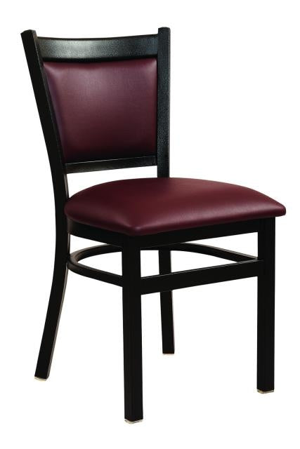GA560RFD Geo Metal Chair