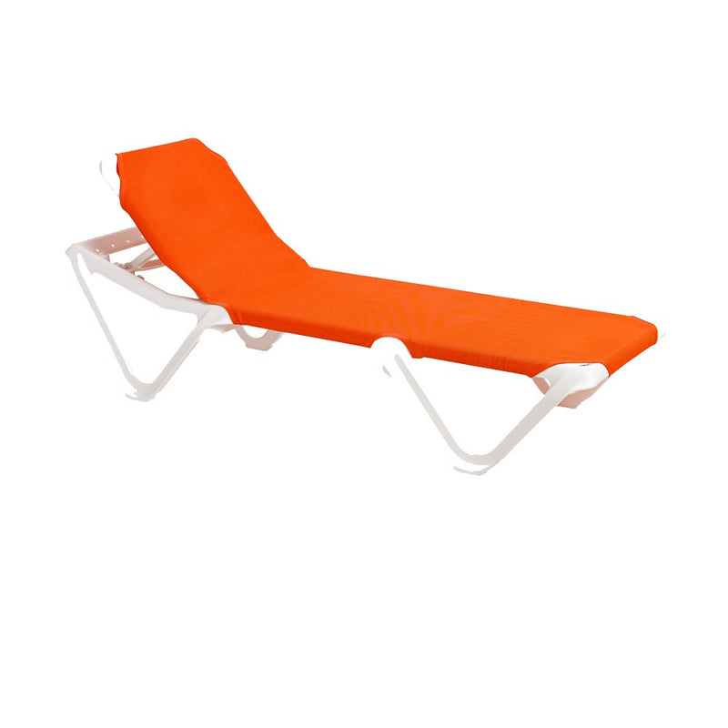 Nautical Adjustable Sling Chaise