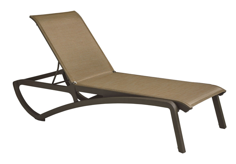 Sunset Stacking Chaise Lounge