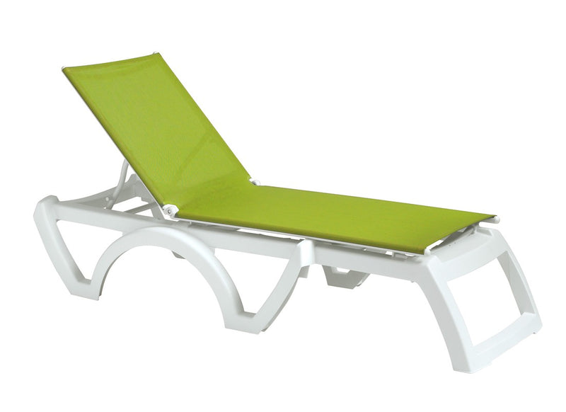 Calypso Adjustable Sling Chaise