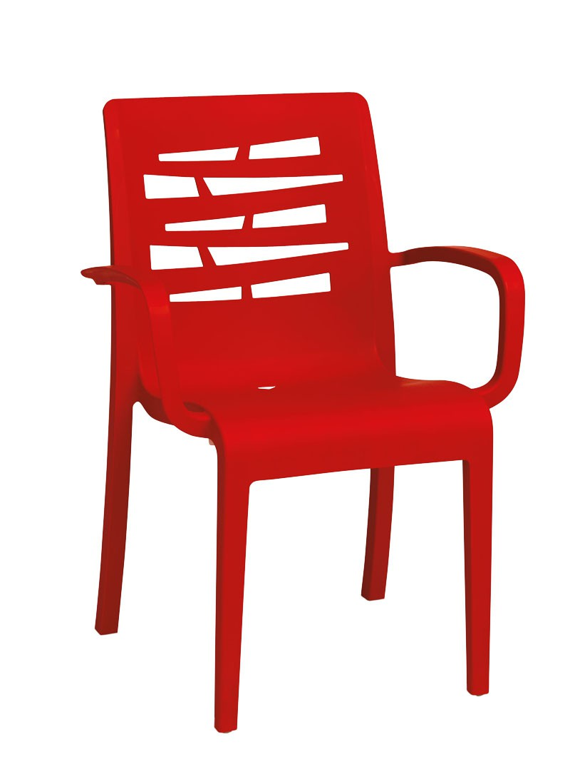 Essenza Resin Stacking ArmChair
