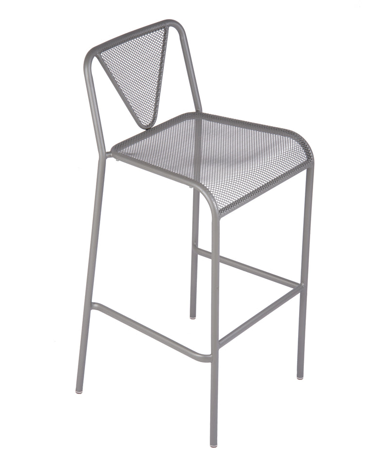 Venice Beach Stacking Outdoor Barstool, DV455