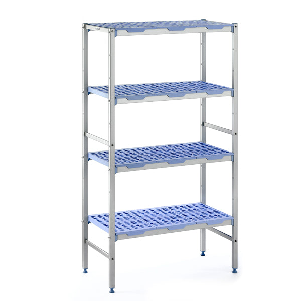 Tournus starter unit shelving