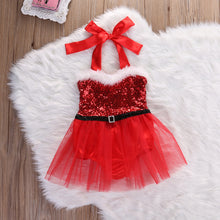0-36M Santa Claus Christmas Jumpsuit Dress - Baby-Treasure - Everything all about Pregnant and Babys