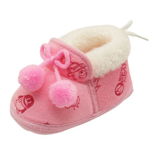 0-18M Cute Baby Winter Shoes - Baby-Treasure - Everything all about Pregnant and Babys