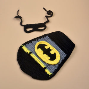 0-3M Baby Batman Costume - Baby-Treasure - Everything all about Pregnant and Babys