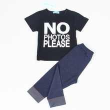 0-24M Baby Boys T-shirt Tops + Pants - Baby-Treasure - Everything all about Pregnant and Babys
