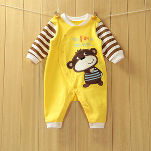 3-12M Baby X'mas Rompers - Baby-Treasure - Everything all about Pregnant and Babys