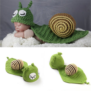 0-6M Lovely Snail Baby Costume - Baby-Treasure - Everything all about Pregnant and Babys