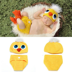 0-6M Baby Duck Two Piece Set - Baby-Treasure - Everything all about Pregnant and Babys